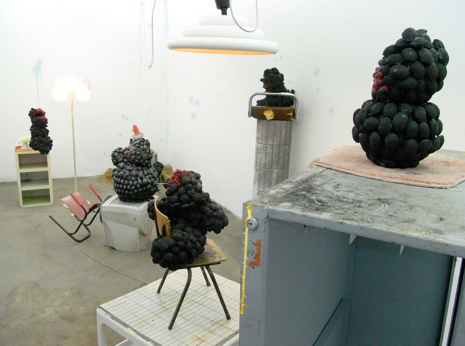 Return of the Rats, 2010<br>Galerie Kleindienst, Leipzig